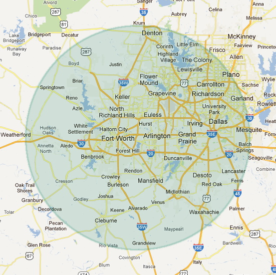 Metro Air Conditioning Service and Refrigeration serving DFW
